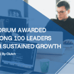 Glorium Technologies Named Among Clutch 100 Leaders for Sustained Growth